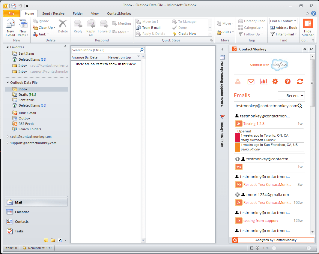 Outlook: Use Word Mail Merge To Send And Track Emails