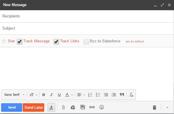 Features Gmail Send Later