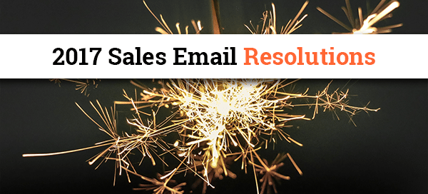 sales resolutions