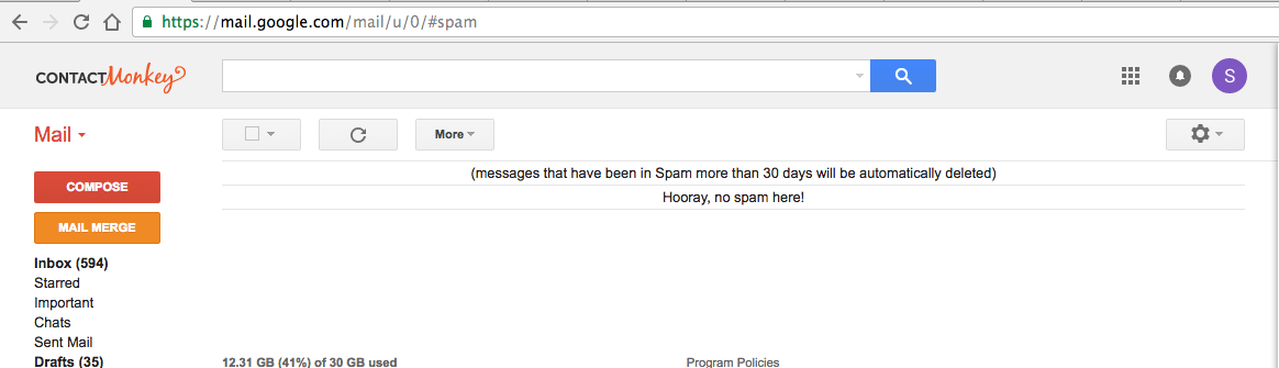 gmail mail merge