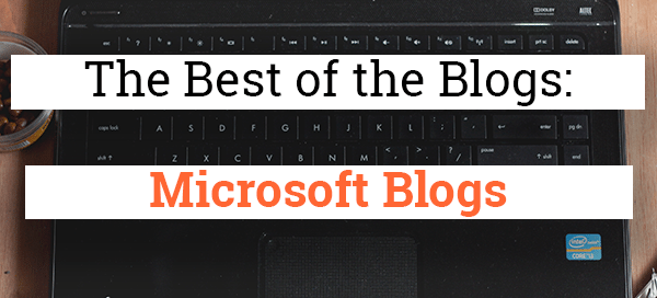Microsoft Blogs