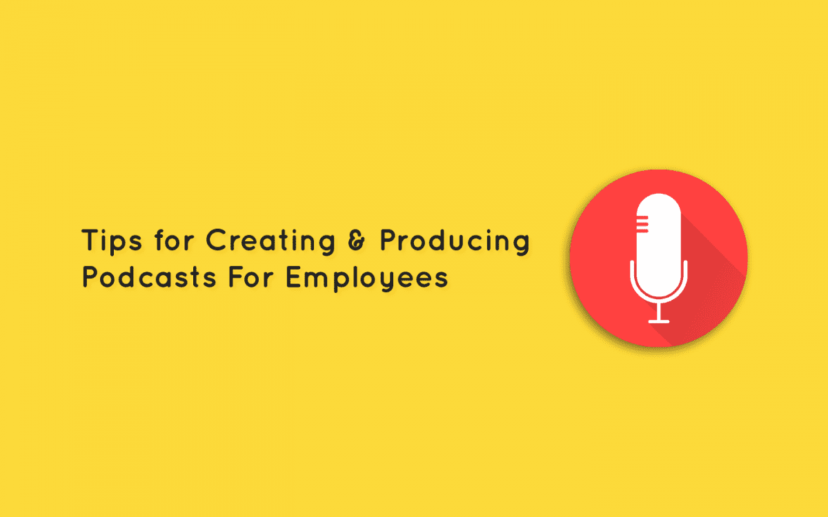 podcasts for employees