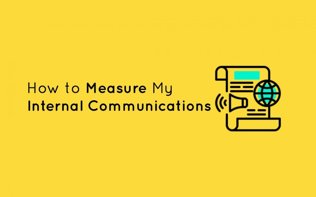 measure internal communications effectively