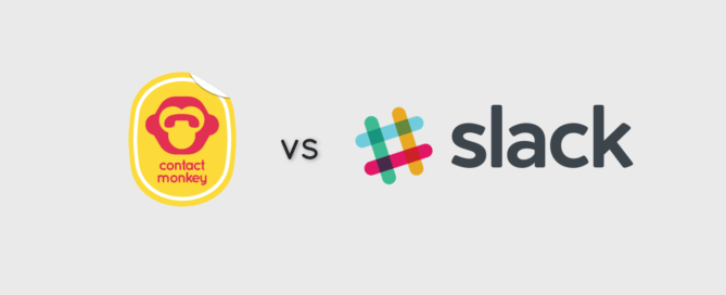 Slack vs. Email when choosing communication channels