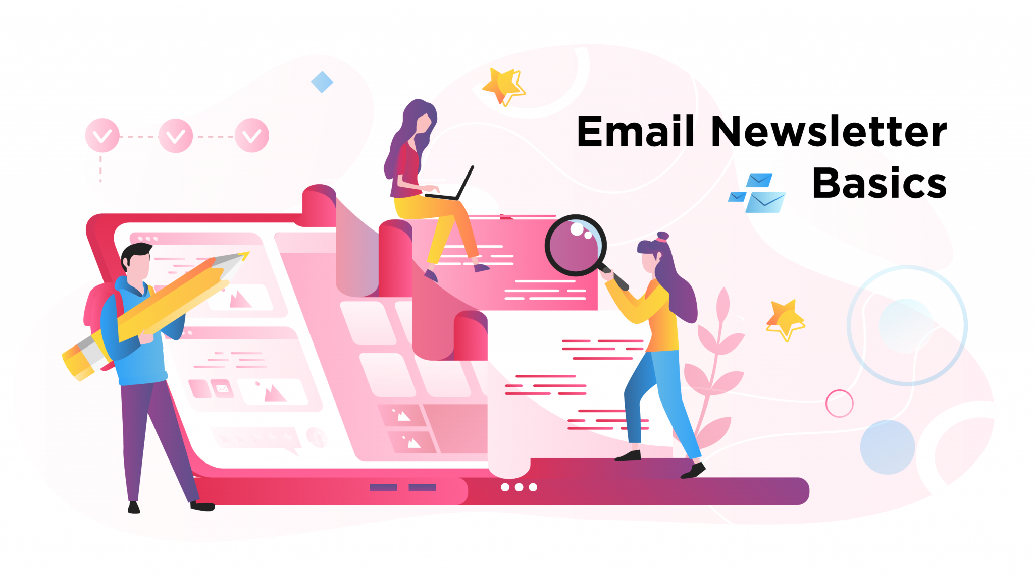 basic tips email newsletters
