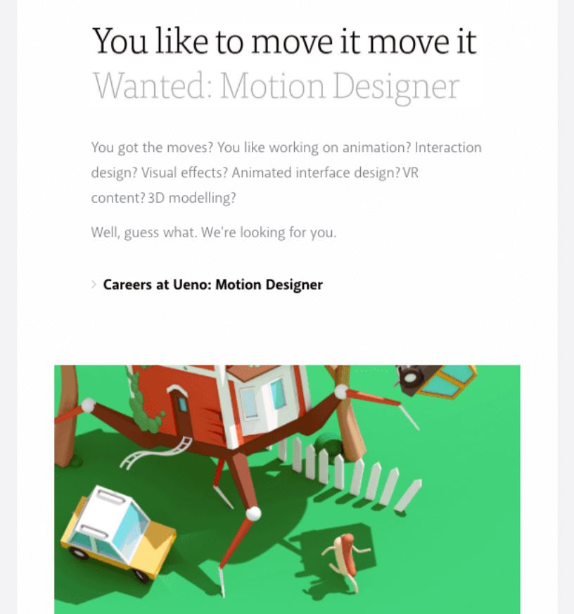 job-postings-internal-newsletter-ideas