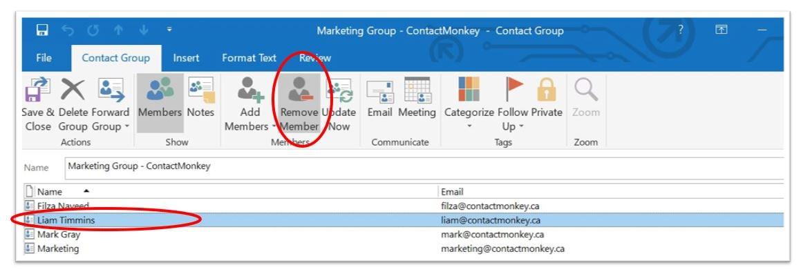 remove-member-from-Outlook-Groups
