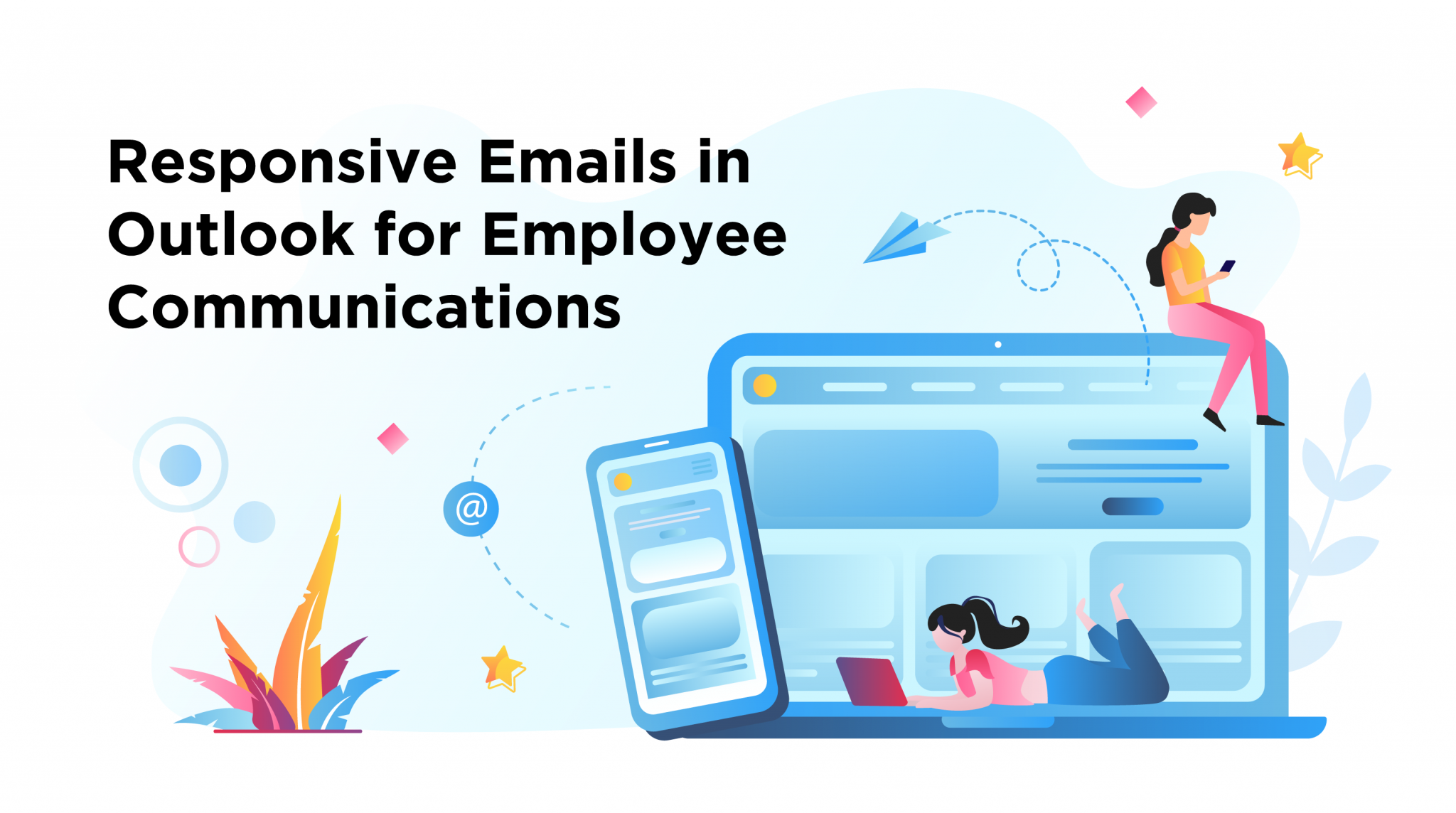responsive emails outlook