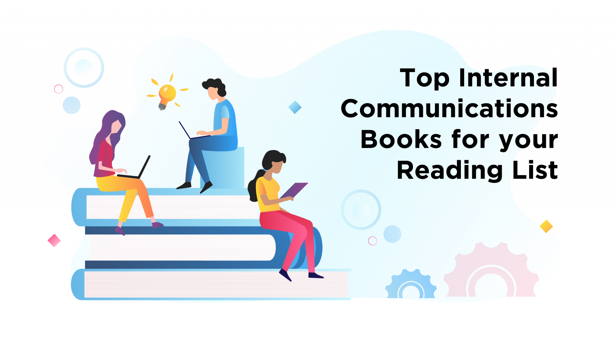 top internal communications books