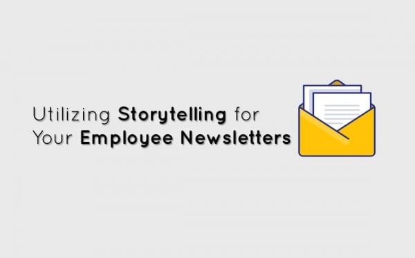 employee newsletters for internal comms storytelling