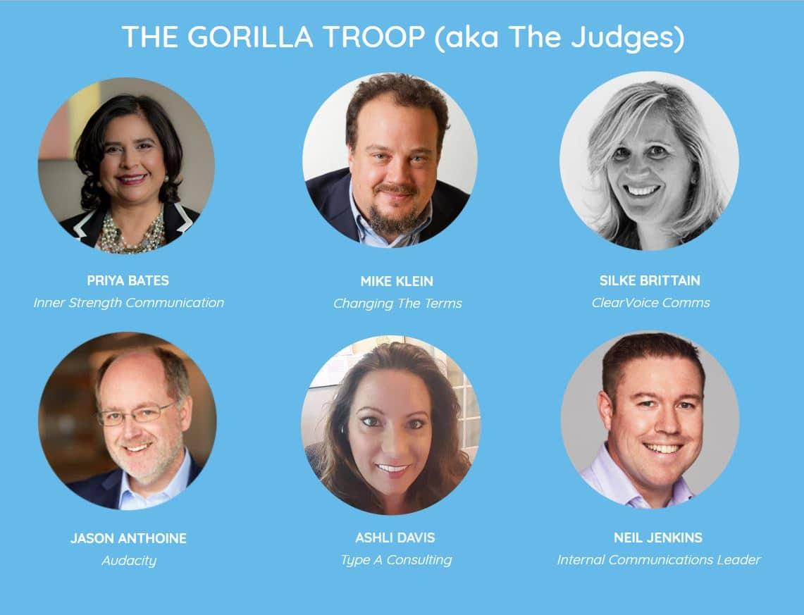 The Gorilla Troop