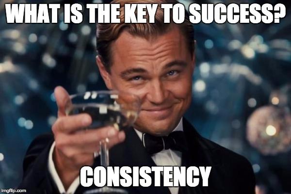 internal communication plan - consistency