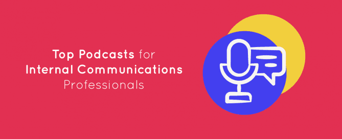 internal communication podcast