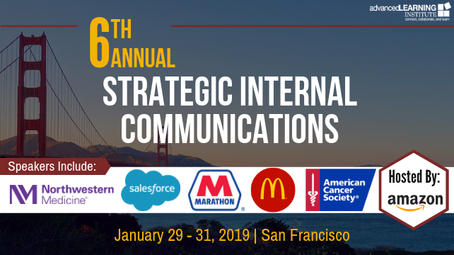 strategic internal communication conference