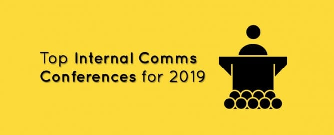 nternal communications conferences