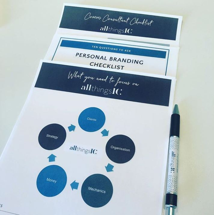 the role of internal communication