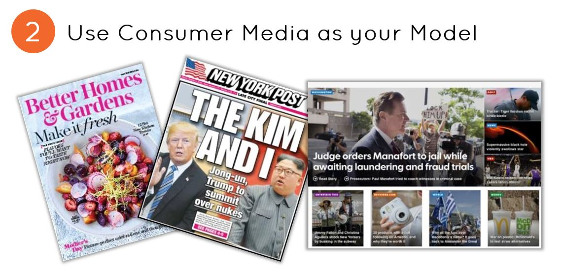 improve employee engagement using consumer media