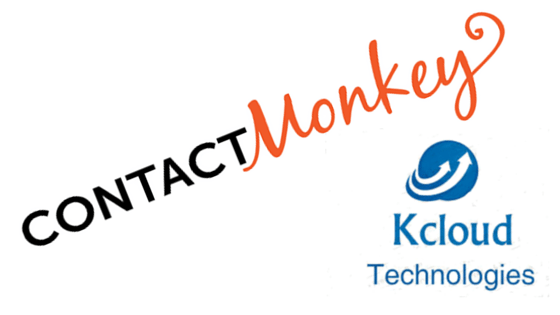 ContactMonkey and Kcloud partnership