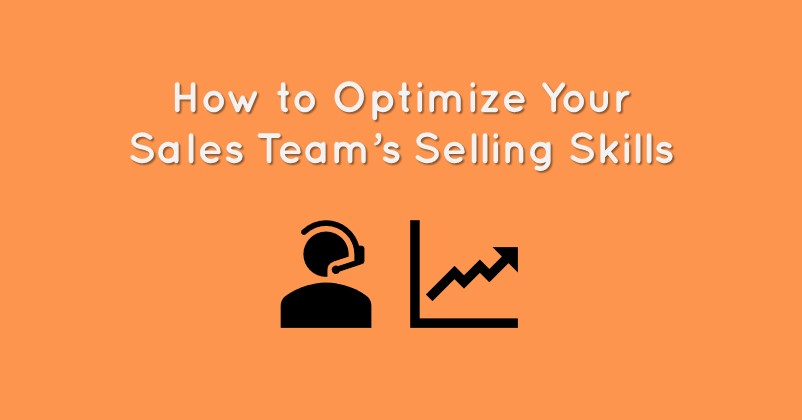Sales Team's Selling Skills