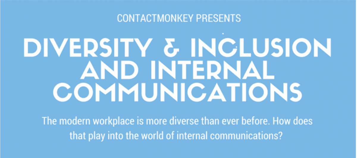 Diversity & Inclusion in Internal Communications