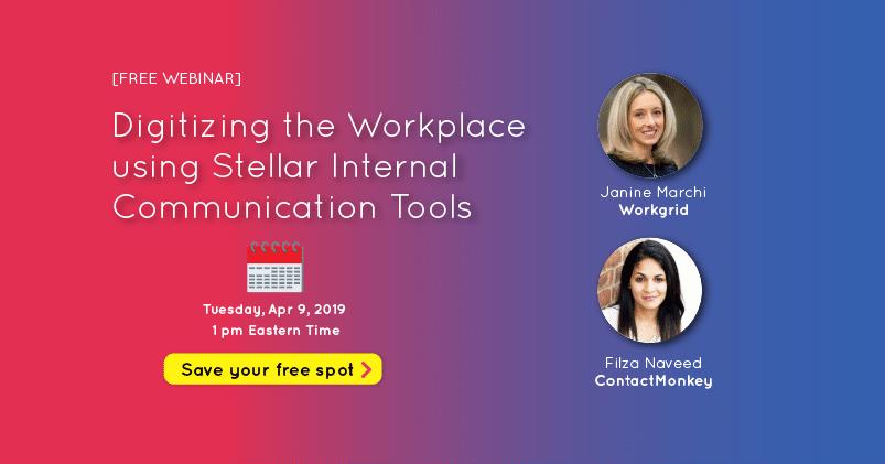 best internal communication tools