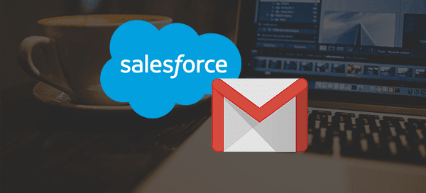 email to salesforce