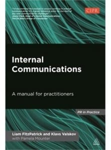 communication books for internal comms