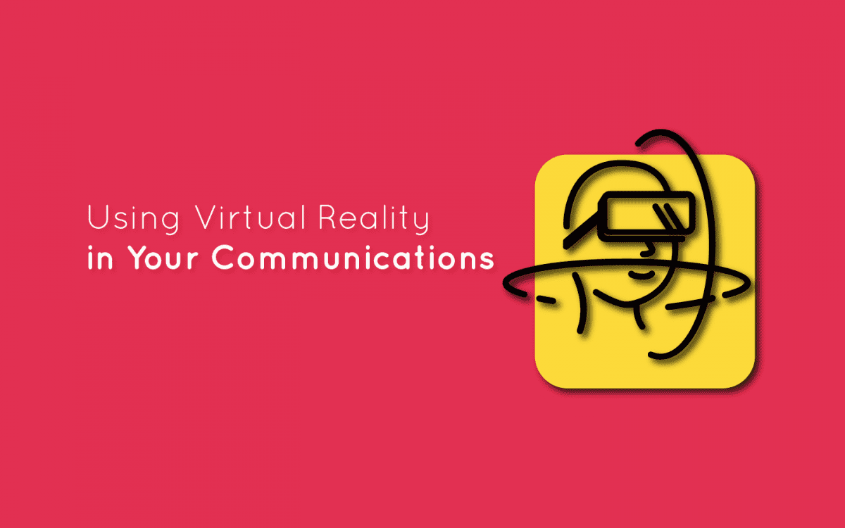 virtual reality corporate communications