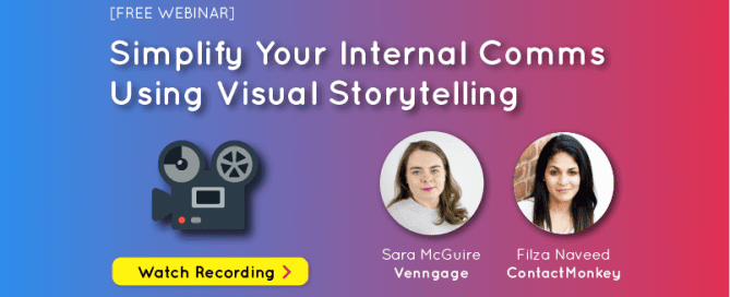 visualstorytelling to improve internal communications