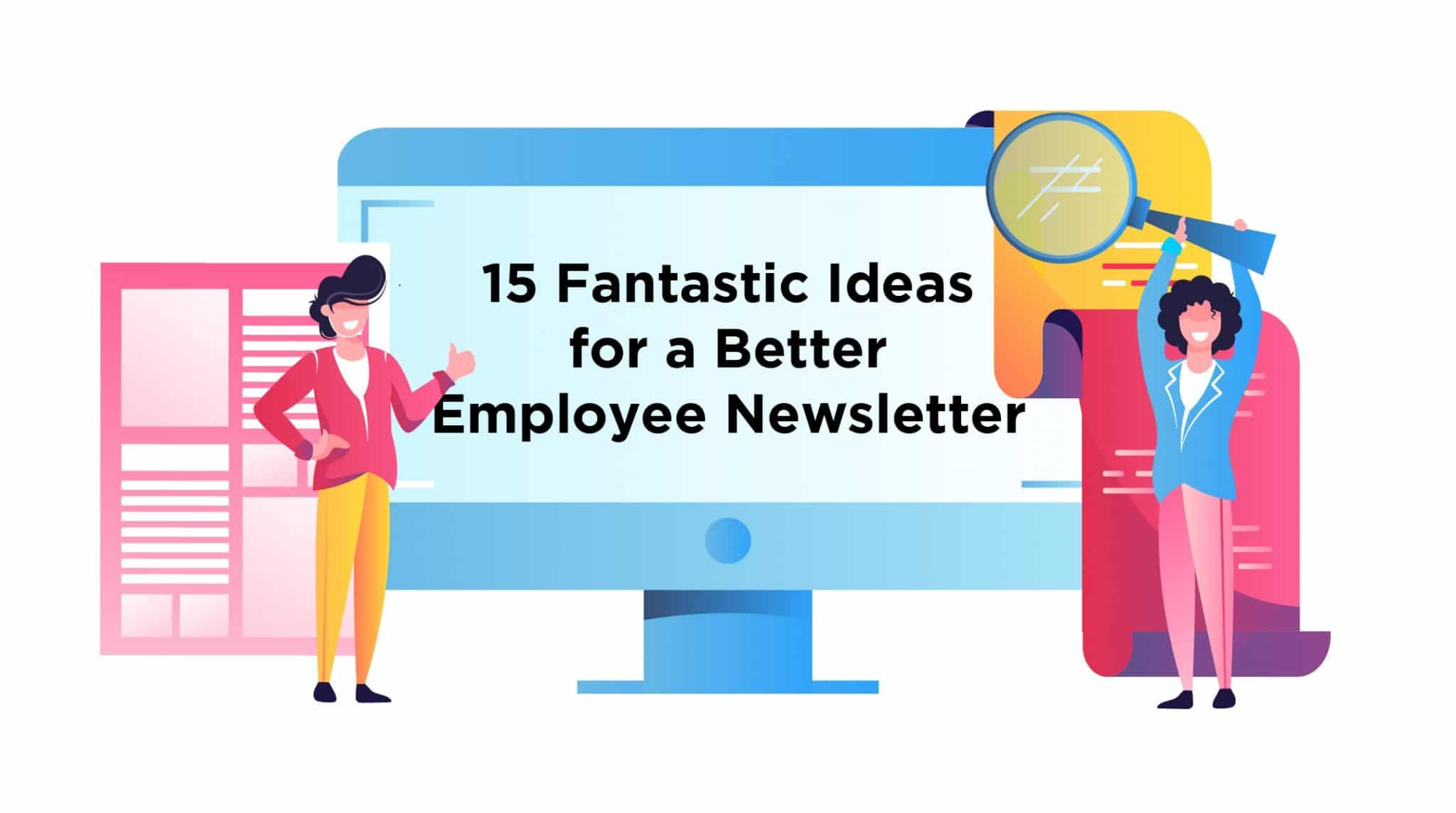15 ideas header image