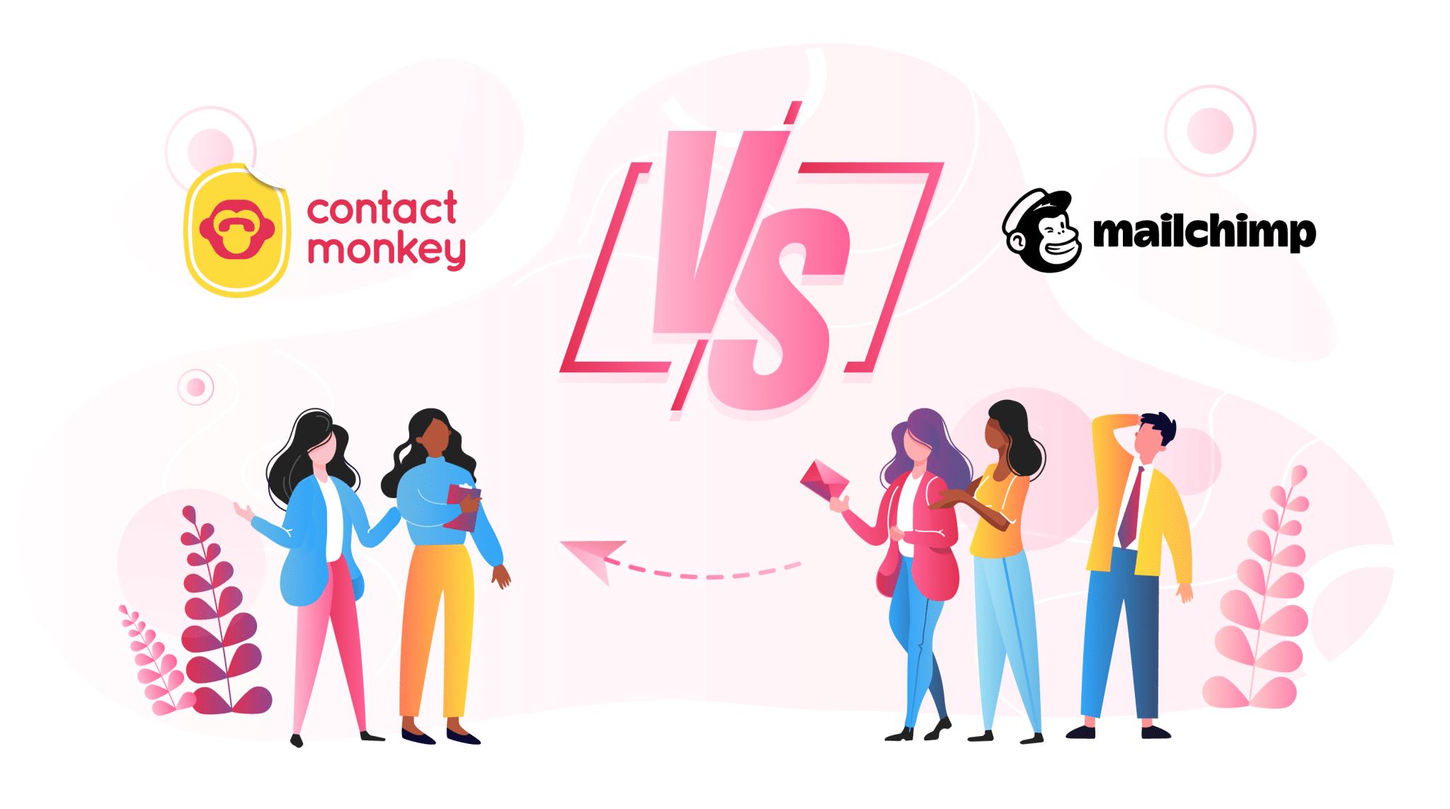 ContactMonkey vs Mailchimp