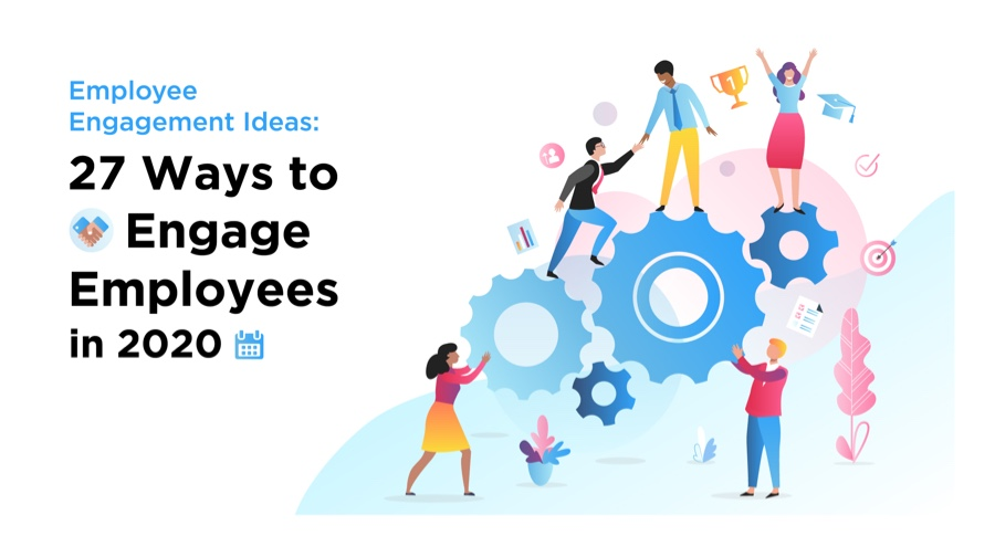 engaging ideas for employees