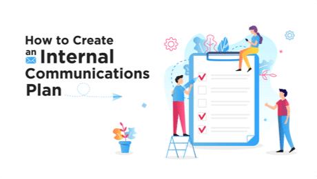 internal communications planning