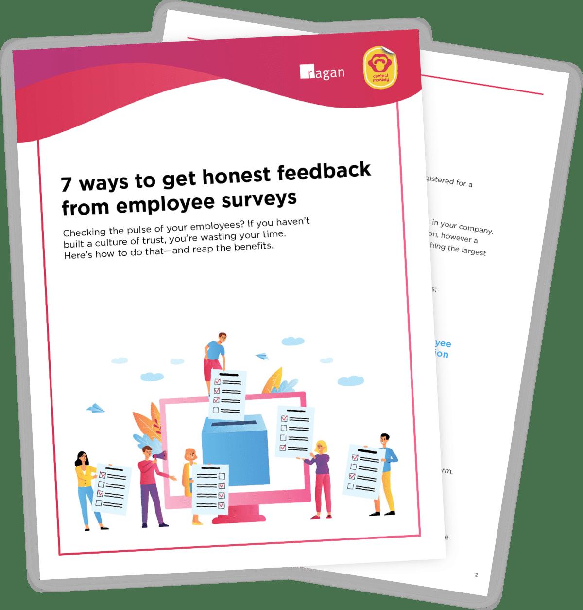 employee surveys tipsheet
