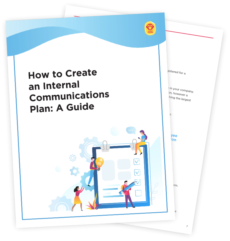 internal comms plane