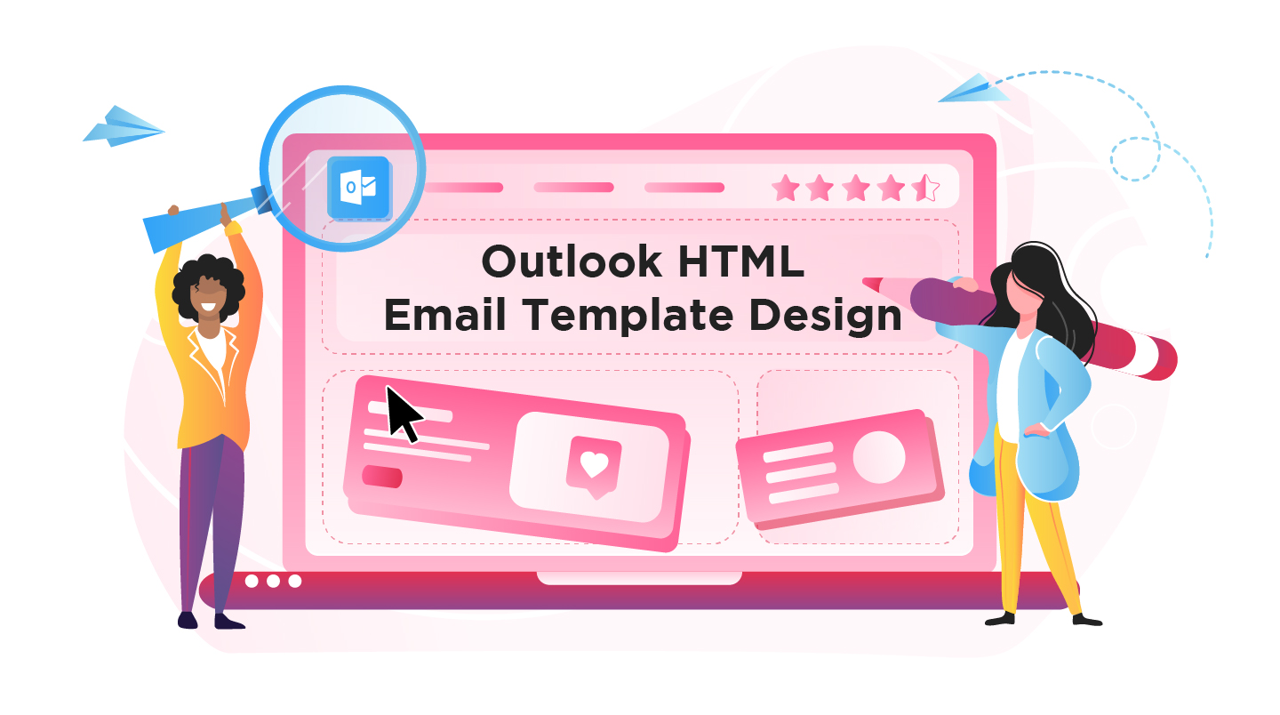 outlook email design